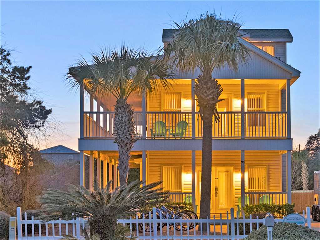 Sunkissed Cottage Large Vacation Rental Homes