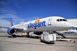 Allegiant Adds Flights from North Carolina, Indiana, Kentucky and Arkansas to Destin Airport