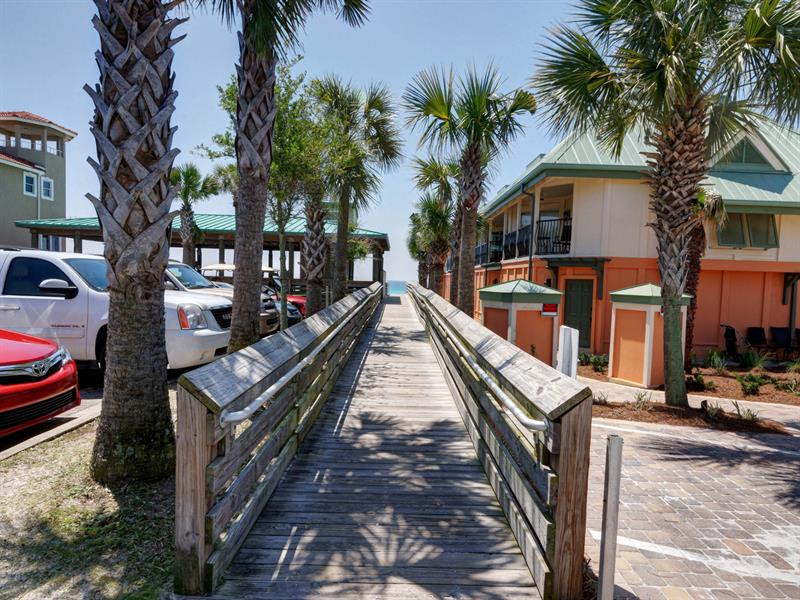 Handicap Accessible Ramps to the Beach