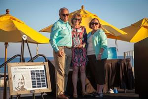 Founder  CEO, Jeanne Dailey, Recognized with Hospitality Award
