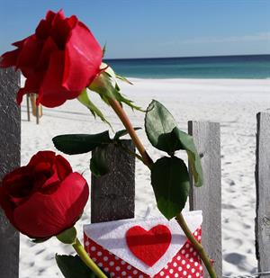 Give the Gift of a Valentines Day Beach Getaway