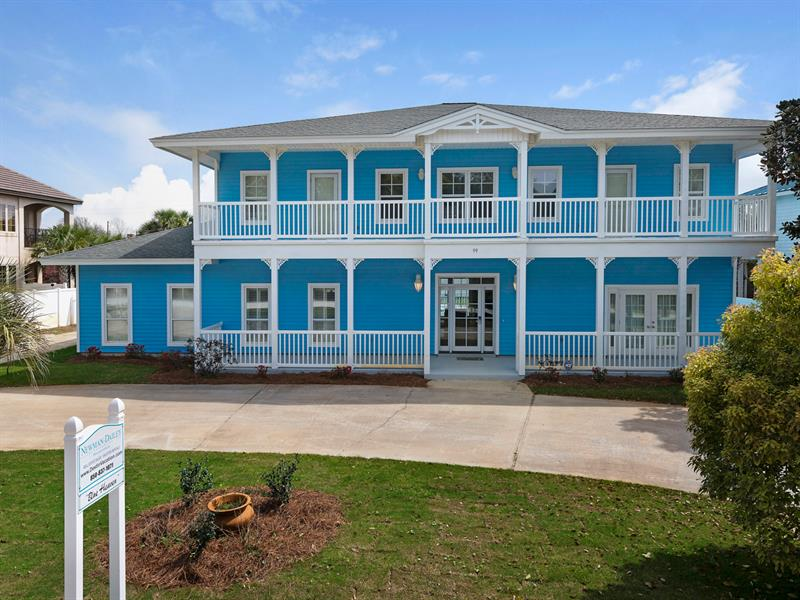 Blue Heaven South Walton Vacation Home Is A  Dream Come True