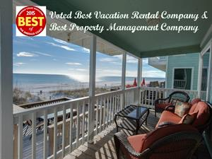 Voted Best Property Management  Vacation Rental Company on the Emerald Coast