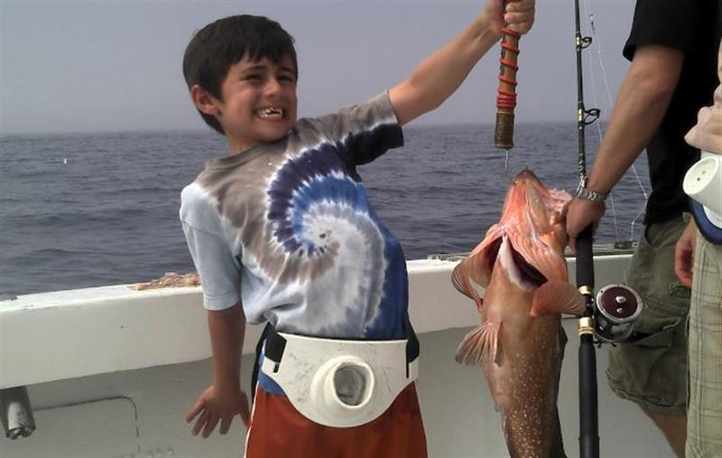 Best Fishing Charters For Families With Kids And Teenagers