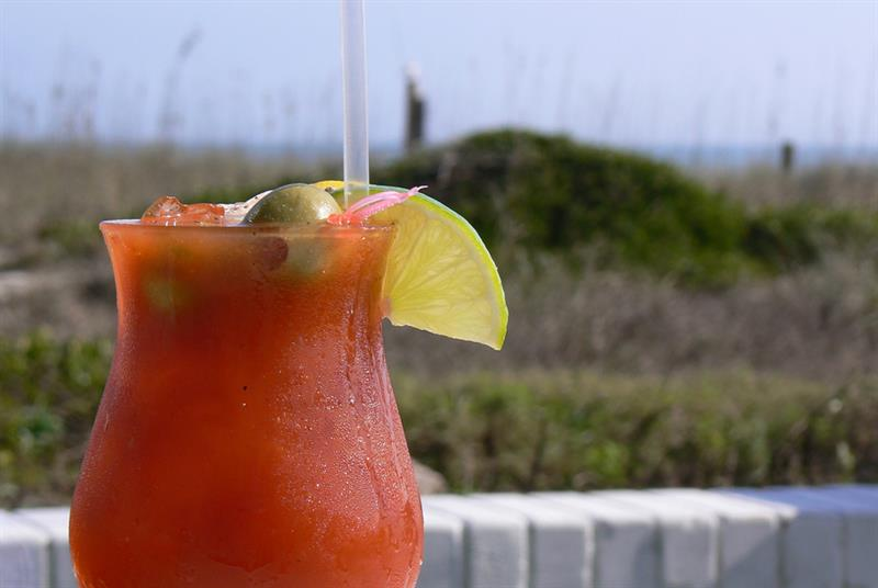 Best Bloody Mary on the Emerald Coast