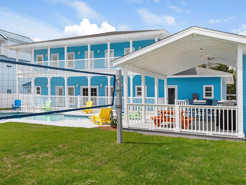 Blue Heaven is a Dream Rental Home in Miramar Beach, Florida